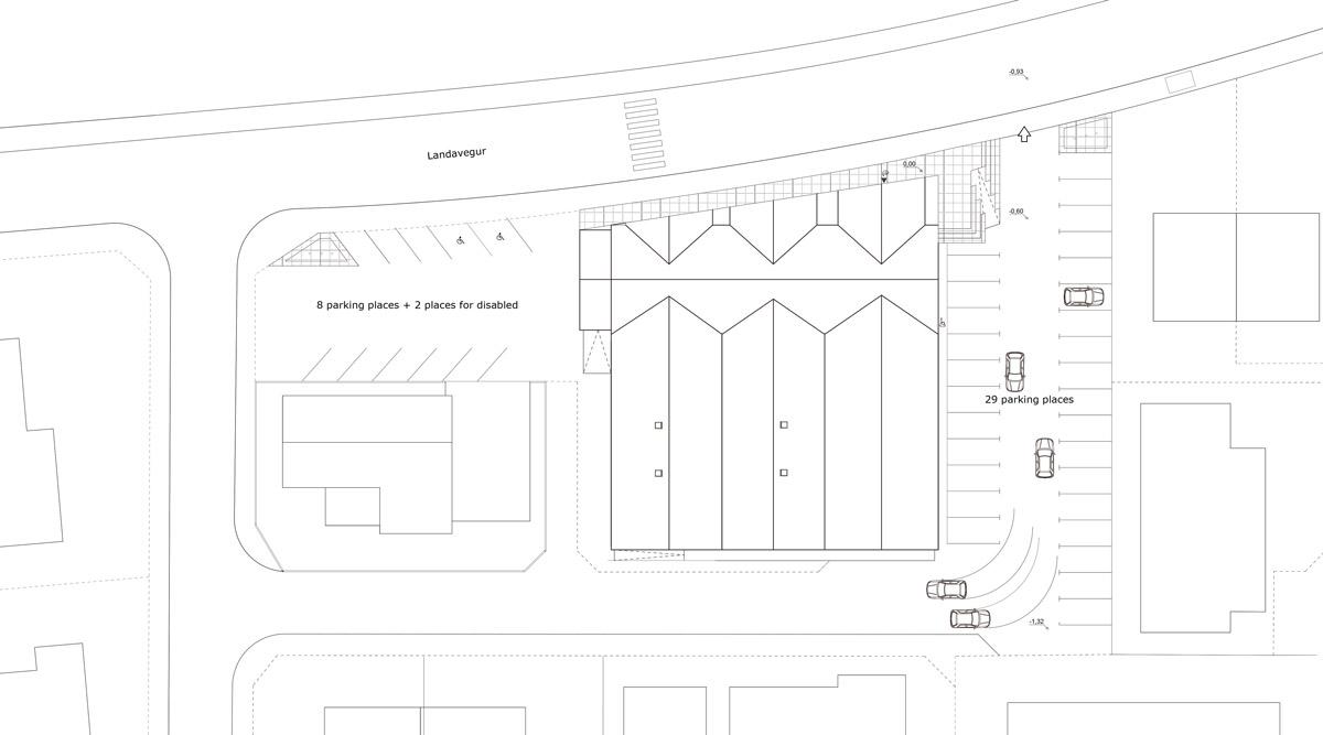 193 Landavegur Zeta Architects